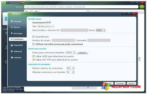 截图 MediaGet Windows XP