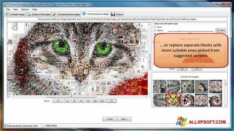 截图 Photo Collage Maker Windows XP