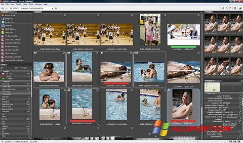 截图 Adobe Bridge Windows XP