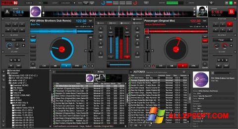 截图 Virtual DJ Windows XP