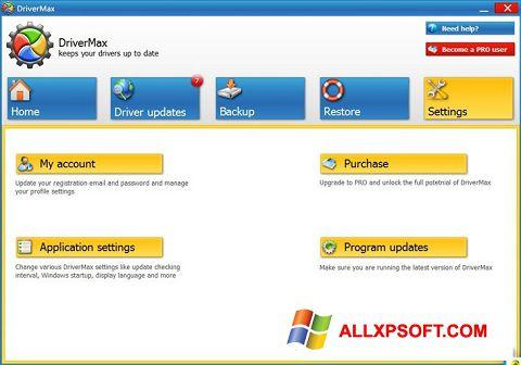 截图 DriverMax Windows XP