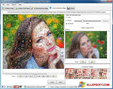 截图 Photo Collage Windows XP